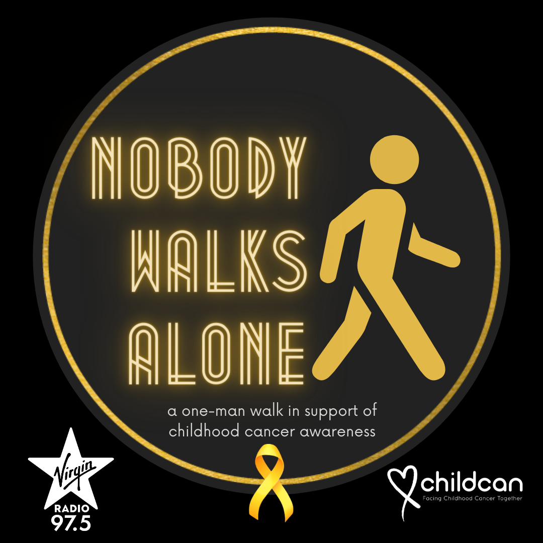 Nobody Walks Alone - Logo
