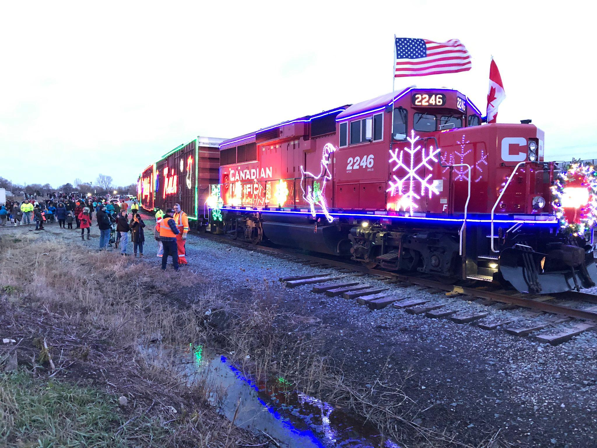 am800-news-canadian-pacific-rail-holiday-train-november-2019