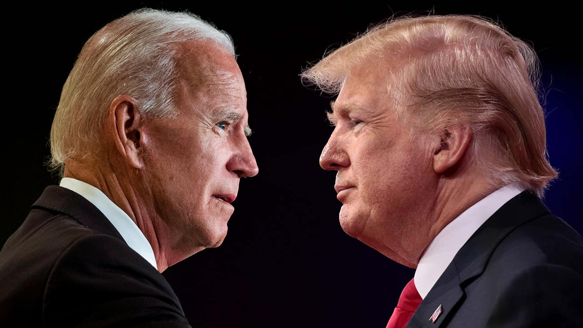 Trump vs Biden debate