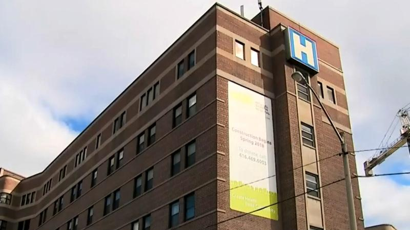 Michael Garron hospital is seen here in this file photo. (CTV News Toronto)