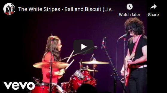 The White Stripes - Ball and Biscuit
