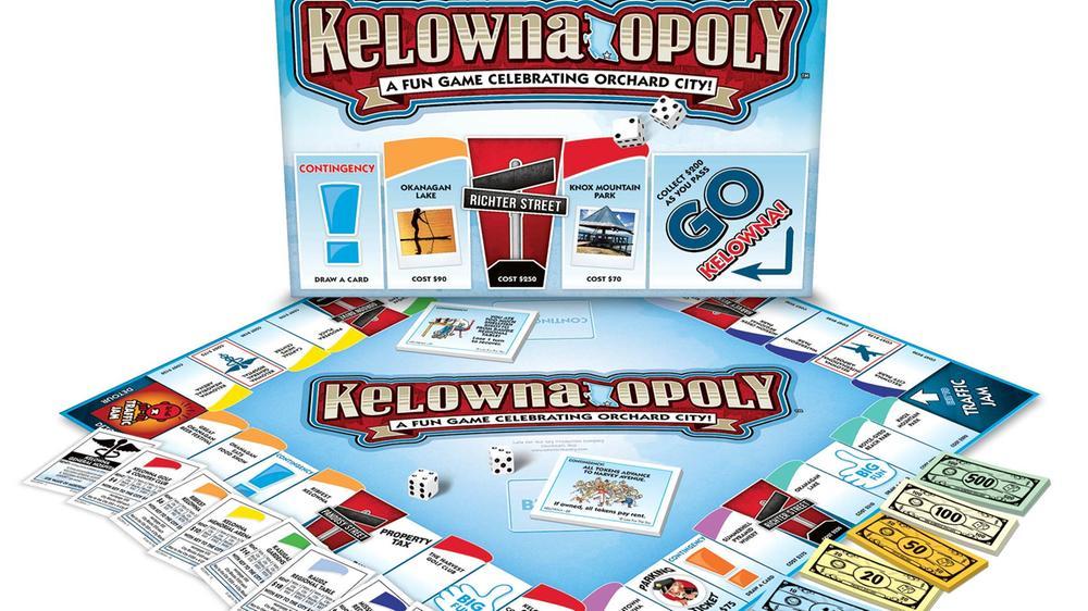 Kelowna Board Games