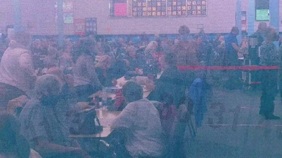 Some 250 Quebecers were at a bingo game in Saint-Jean-sur-Richelieu over the weekend, breaking rules about gathering and social distancing