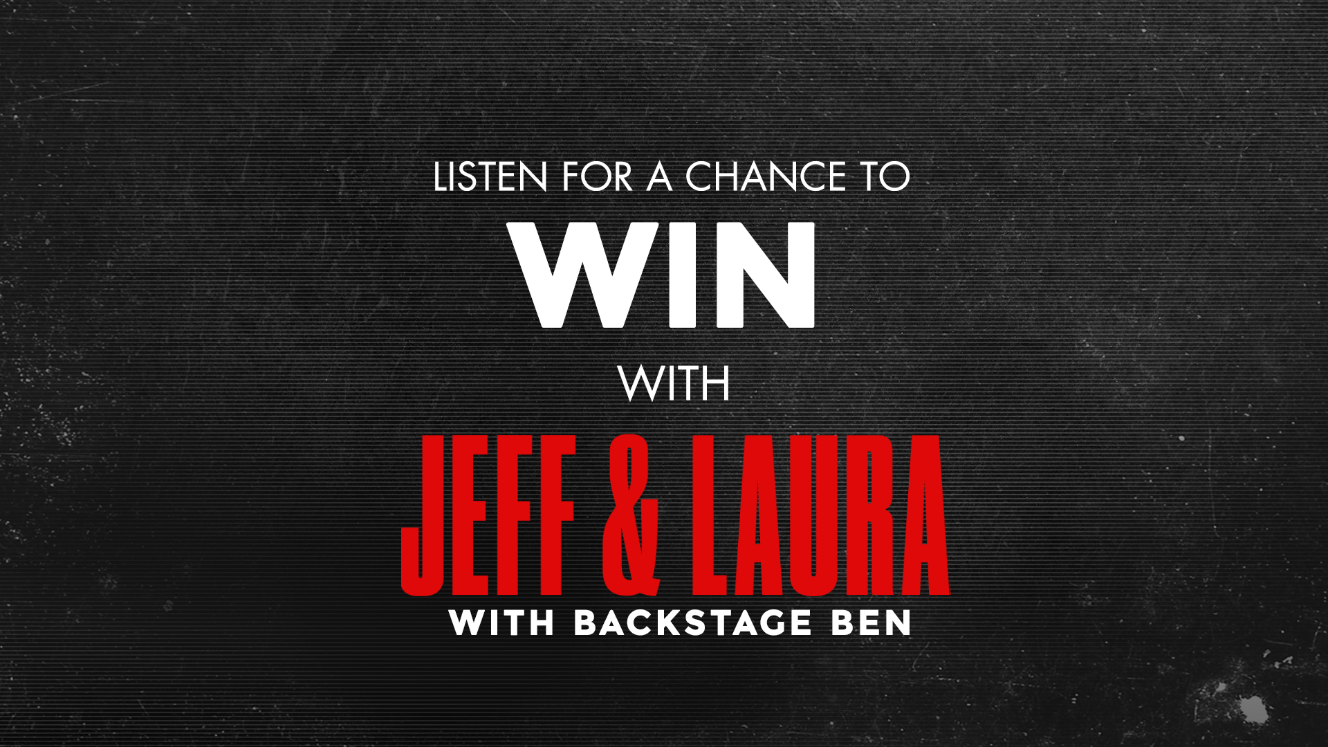 Virgin - Win with Jeff & Laura - Web