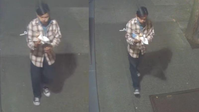 "The man is described as an Asian man, approximately 5' 3"" to 5' 6"" tall between 35 and 45 years old. (West Shore RCMP)"