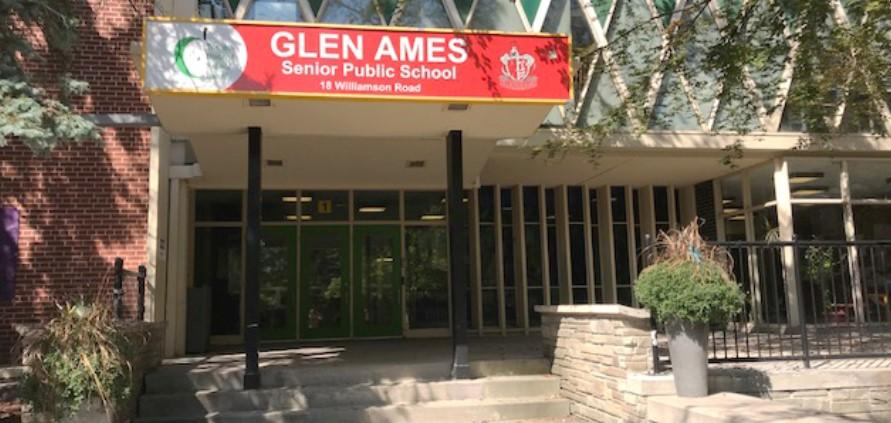 Glen Ames Sr. Public School
