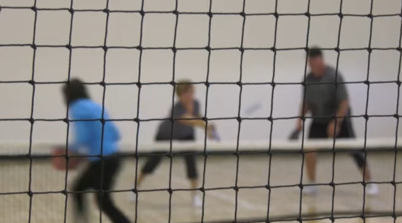 A new facility is open in Edmonton for volleyball and pickleball.
