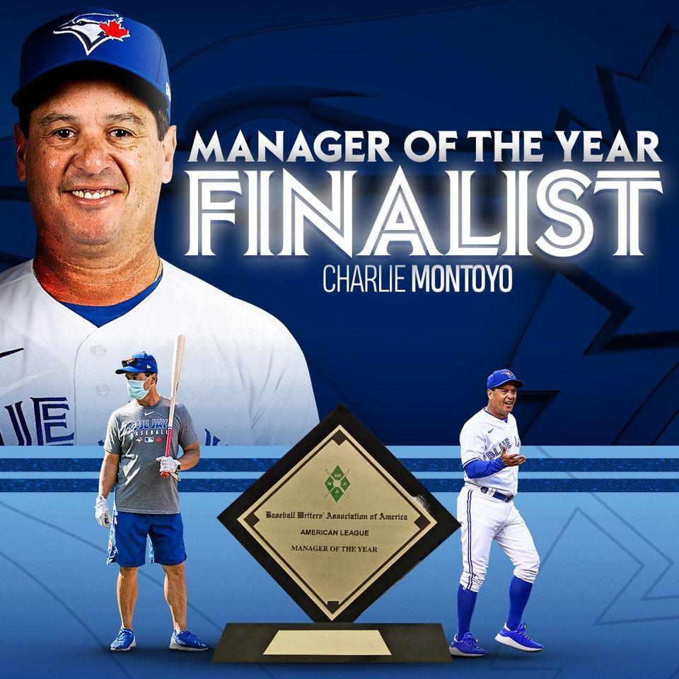 AM800-Sports-MLB-Toronto Blue Jays-Charlie Montoyo-AL Manager of the Year Finalist