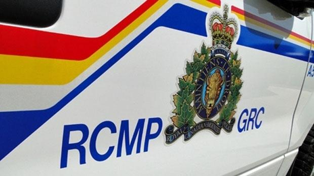 On Monday RCMP are investigating after two men attempted robbery in what appeared to be a fake police vehicle.