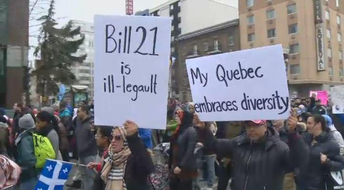 Bill 21 (CTV News)