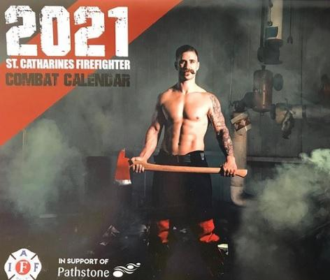 CKTB - NEWS - 2021 St Catharines Firefighter Combat calendar