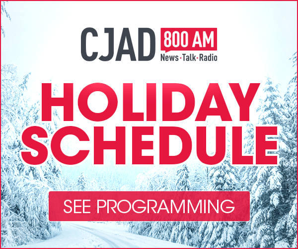 PROMCR-4692 CJAD holiday programming schedule BIGBOX