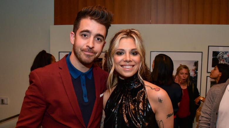 image for Singer Christina Perri: 'We Lost Our Baby Girl'