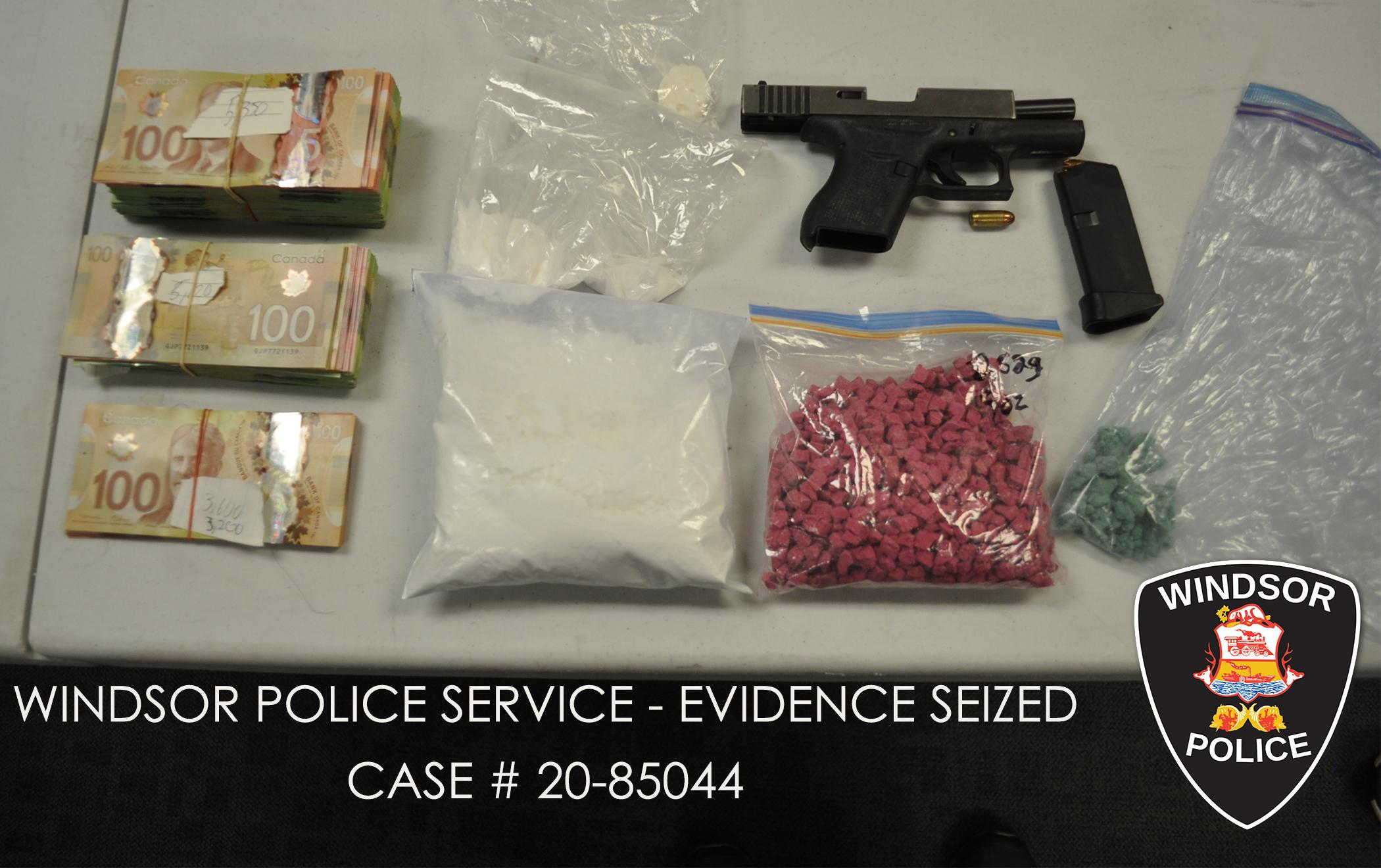 AM800-NEWS-Windsor-Police-Drugs-and-Guns-Unit-bust-November-24-2020