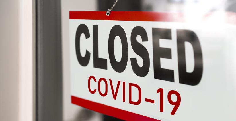 CKTB - NEWS - Closed by COVID-19