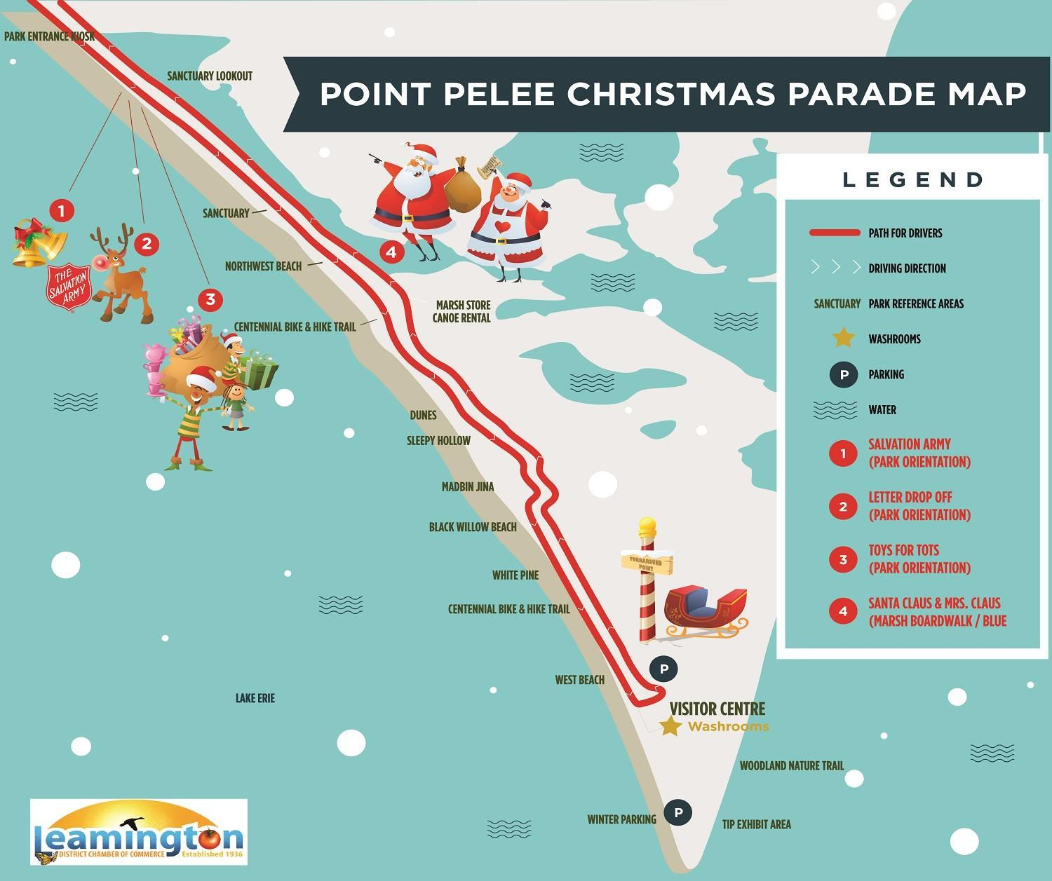 am800-news-santa-claus-parade-map-leamington-november-27-2020