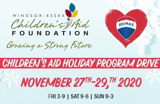 am800-news-childrens-aid-foundation-holiday-toy-drive-november-28-2020