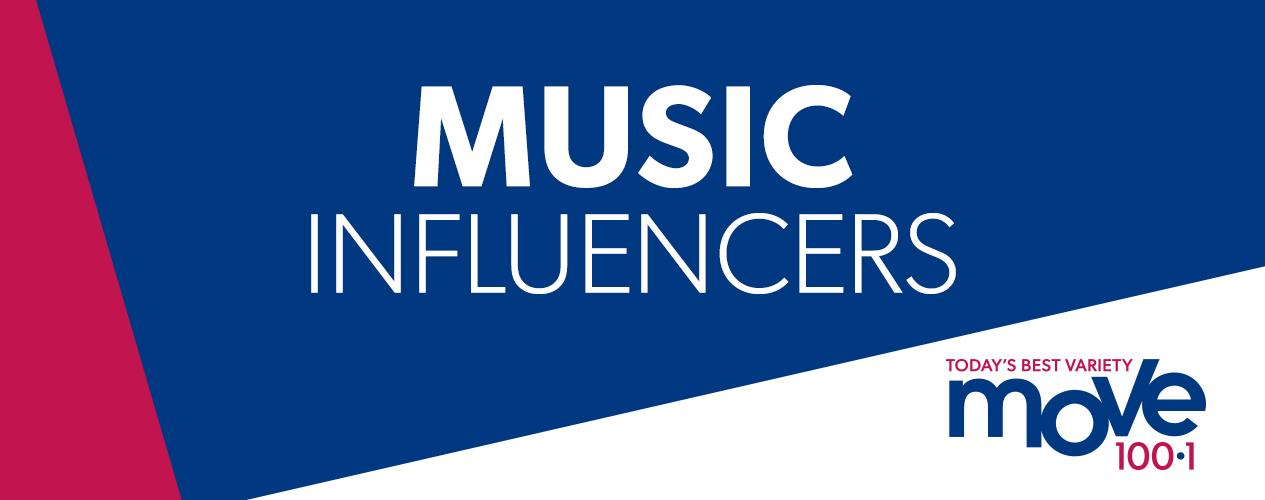 MOVE 100 Music Influencers