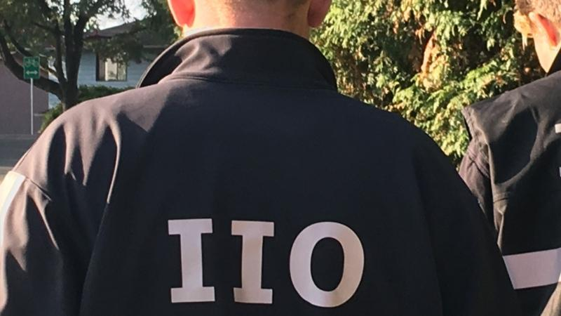Investigators from B.C.'s Independent Investigations Office are seen in this file photo from the IIO.