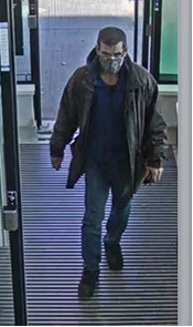 A photo of a fraud suspect released by Brockville Police.