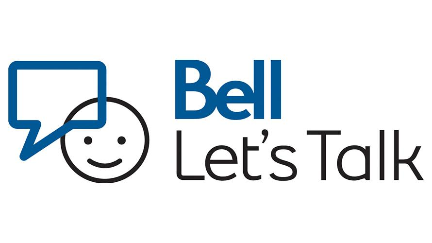 Bell Let's Talk logo 3