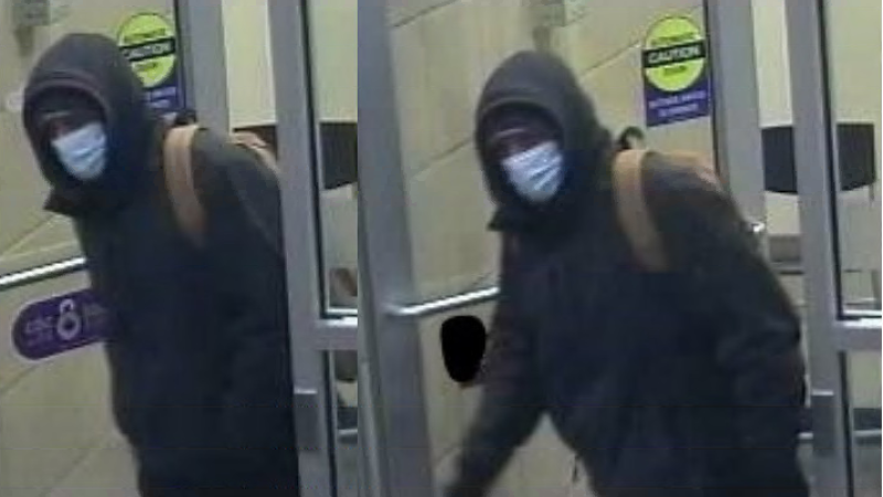 Guelph police are asking the public to help identify the person in this image. (Source: Guelph Police Service) (Jan. 10, 2020)