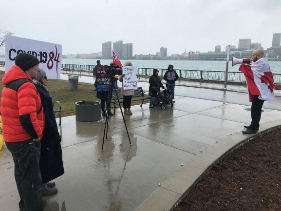 am800-news-protest-great-workout-covid-windsor-january-17-2021