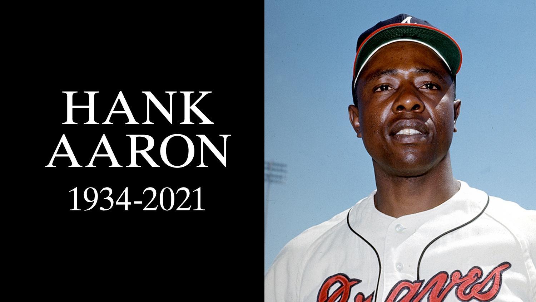 Hank Aaron Dead at 86