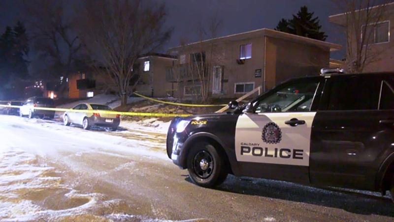 A man is recovering in hospital after being stabbed Saturday