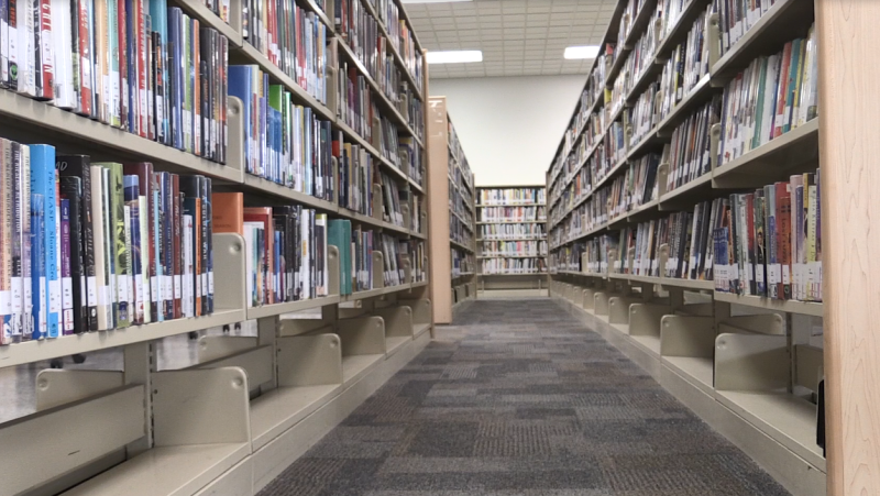 The Beacock branch of the London Public Library will be opening its doors again (Brian Snider / CTV London)