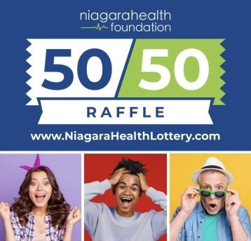 CKTB - NEWS - Niagara Health Foundation 5050