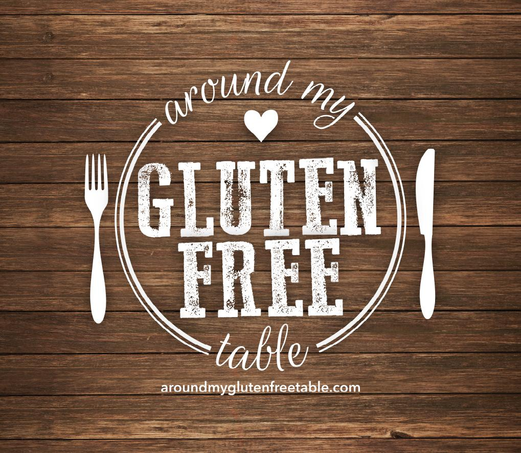 around my gluten free table