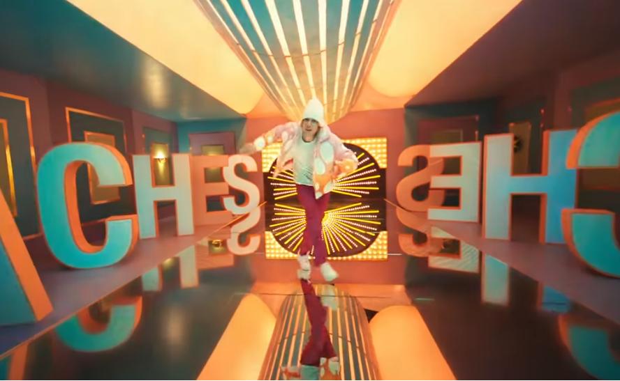 Justin Bieber's New Music Video, Peaches