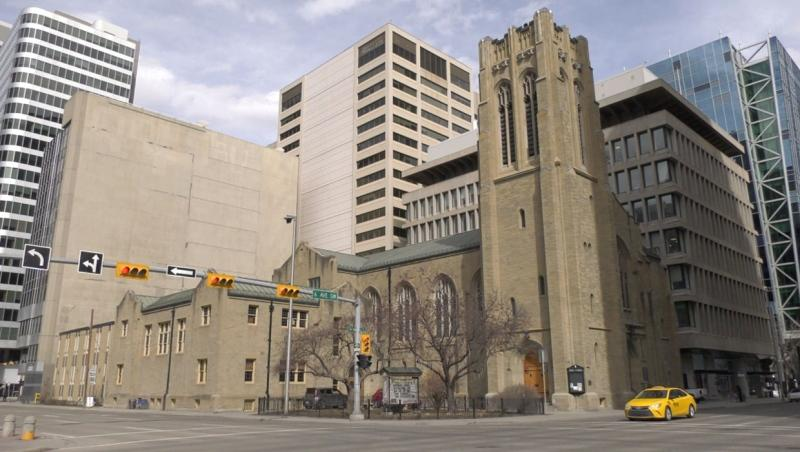The minister at Calgary's Knox United Church says church leaders need to follow the government's orders regarding the pandemic out of respect of public health and safety.