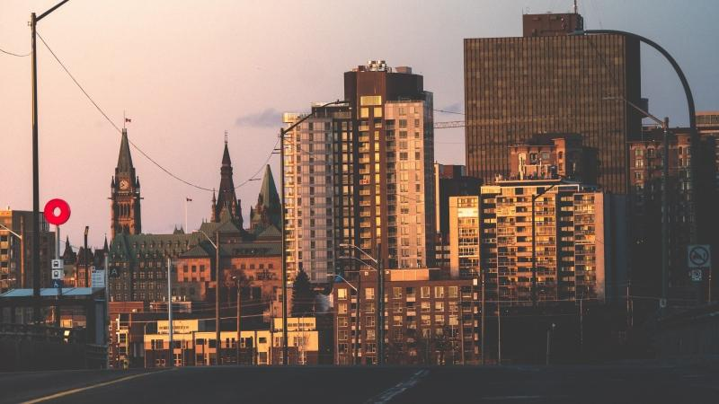 File photo of downtown Ottawa. (Photo by Robbie Palmer of Unsplash)