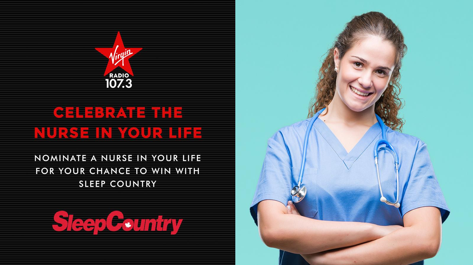 Virgin Web-Sleep Country -Nurse