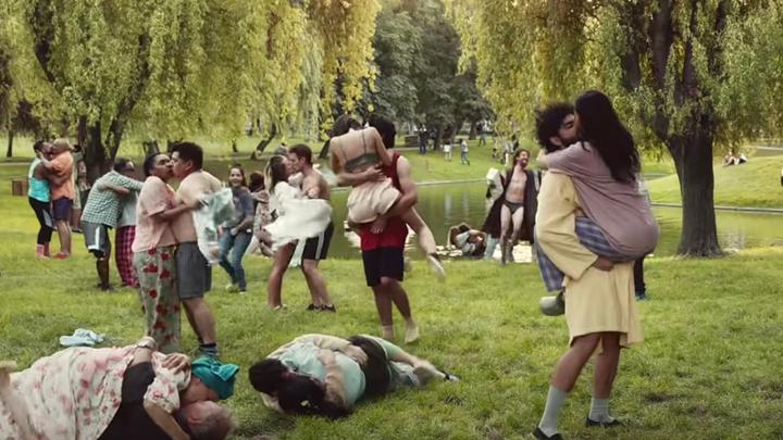 image for WATCH: Céline Dion Power Ballad Backs Epic Post-Pandemic Commercial