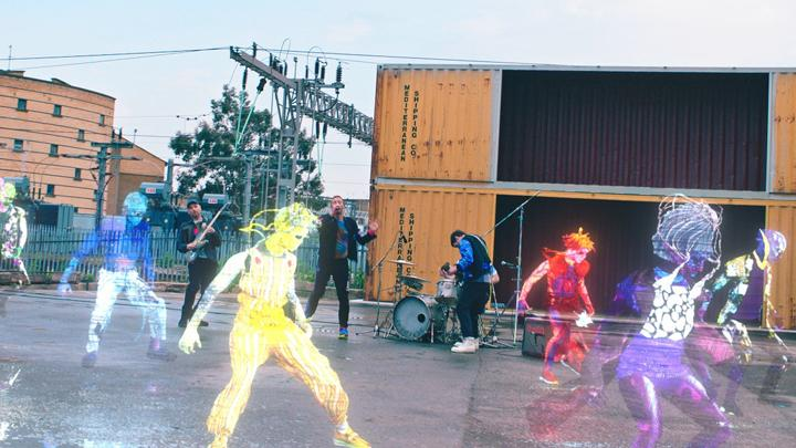 image for WATCH: Coldplay Debuts 'Higher Power'