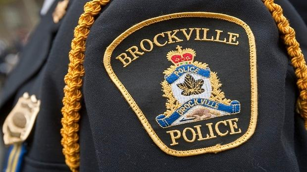 Brockville Police badge