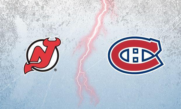 Match #22 - Canadiens vs Devils - 21 novembre Canadiens-Devils