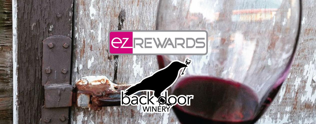 EZ Club Back Door Winery