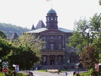 McGill University's Arts Building.