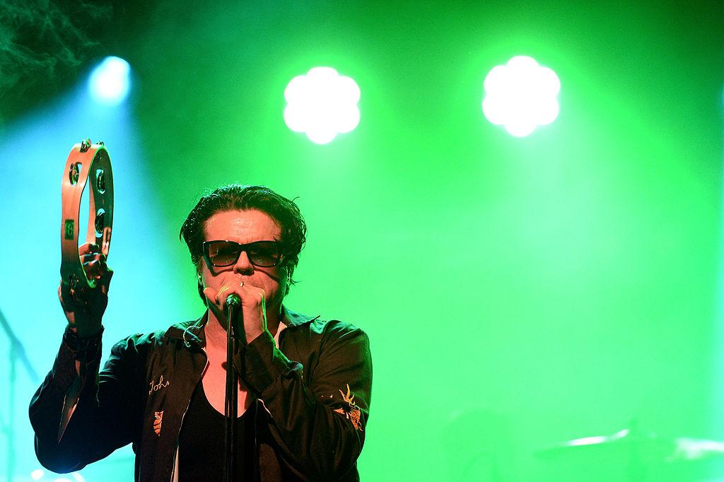 The Cult's Ian Astbury at Coachella 2016