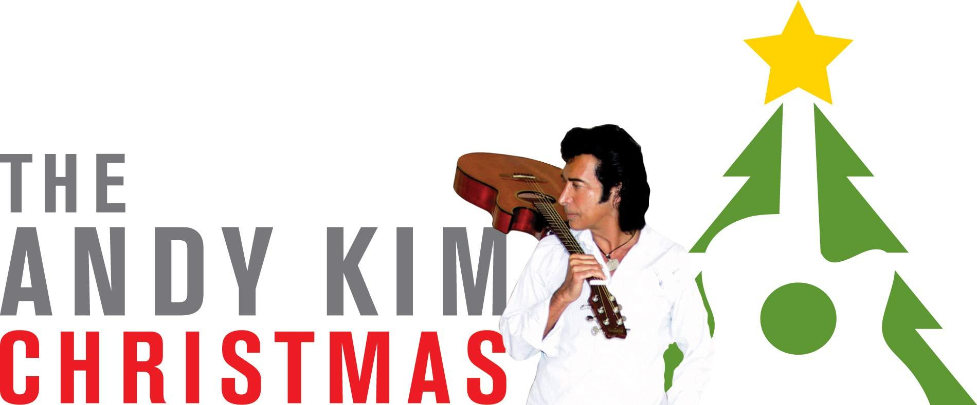The 12th Annual Andy Kim Christmas
