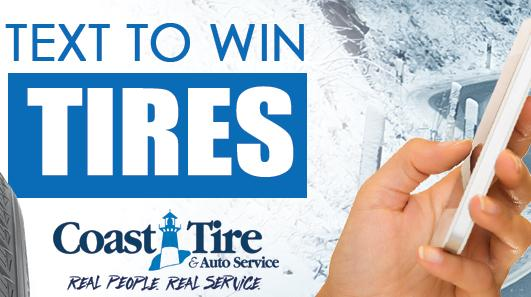 Win new winter tires!