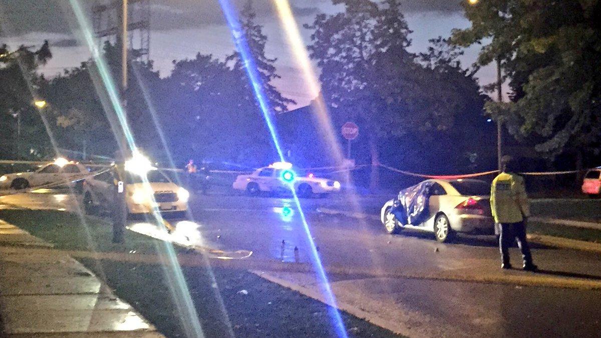 UPDATE: One man killed, one critically hurt in Etobicoke