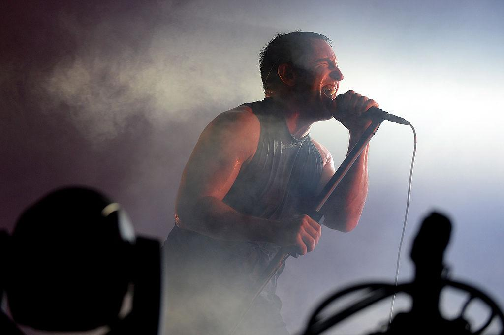 Hear The Isolated Vocals on Nine Inch Nails hit \'Closer\'