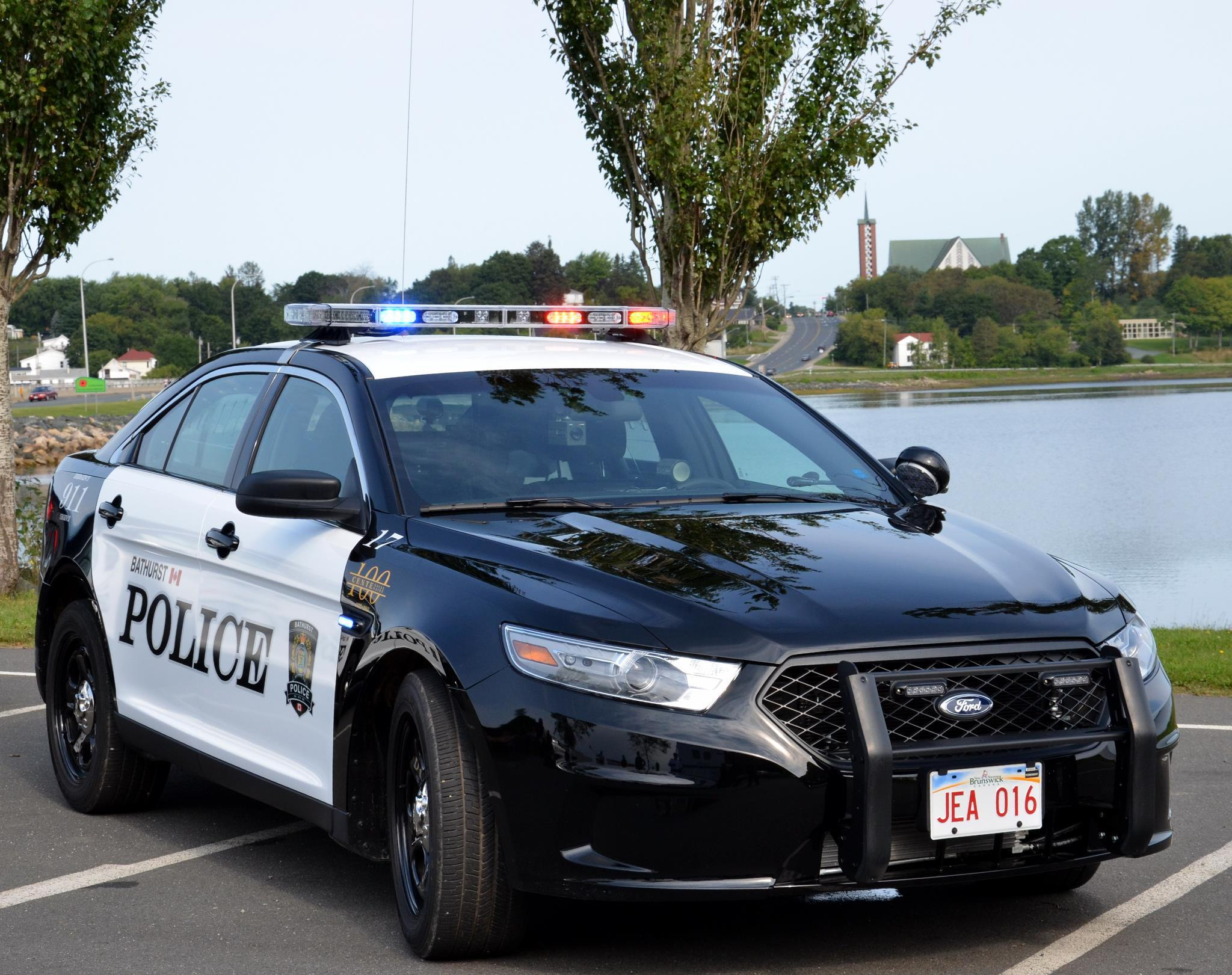 Bathurst Police, New Brunswick