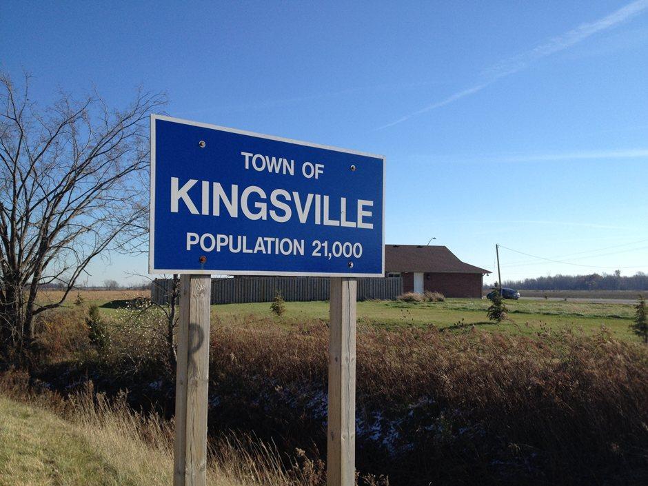 Kingsville Dog Park