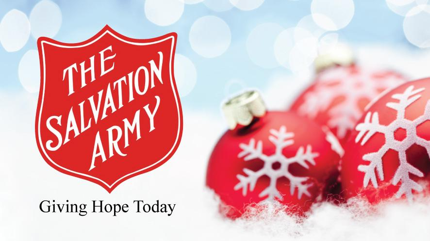 A Holiday Miracle For The Salvation Army Christmas Kettle
